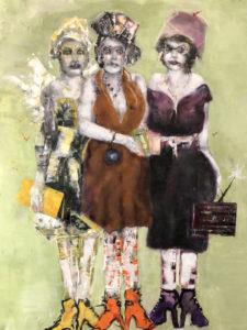 Hary Markowitz Art